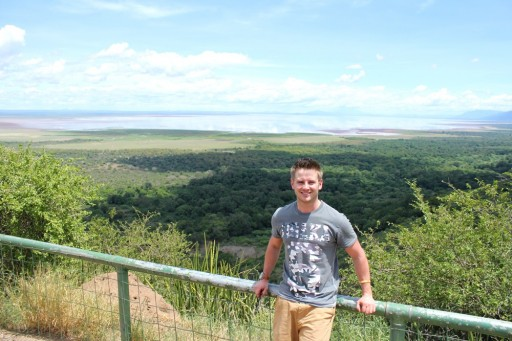 Lloyd Morgan Manyara Lake Viewpoint