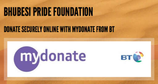 Donate or fundraise with MyDonate