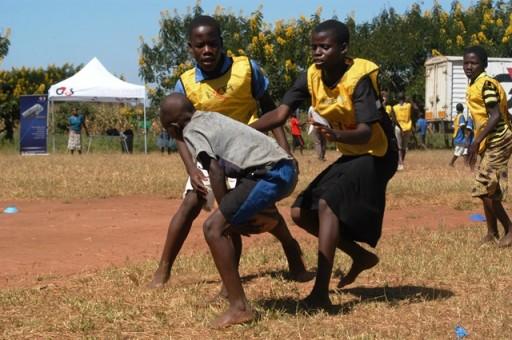 Lilongwe rugby coaching week, Malawi