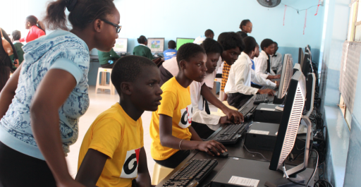 IT suite and installation of 25 refurbished computers, Zambia