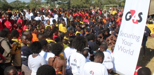 G4S & Bhubesi Pride Foundation - CSI in Africa