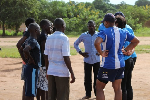 We're empowering more coaches and referees in Malawi