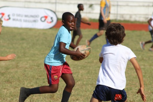 Maputo Rugby Club drives an innovative & collaborative coaching week with BPF & G4S Mozambique