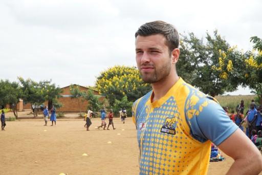 BPF Lilongwe Community Rugby Program with G4S Malawi