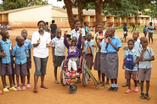 BPF's Lilongwe coaching program with G4S Malawi