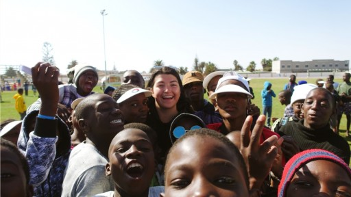 BPF Walvis Bay tournament day with G4S Namibia