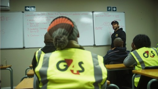G4S Community Leadership and Values Building Workshop