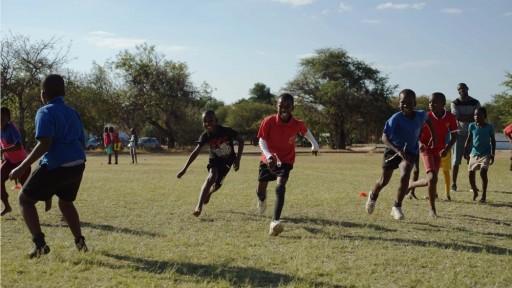 Bhubesi Pride Foundation coaches in Selebi-Phikwe