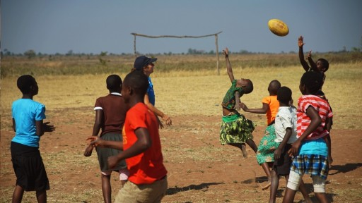 Youth rugby coaching program, Lilongwe