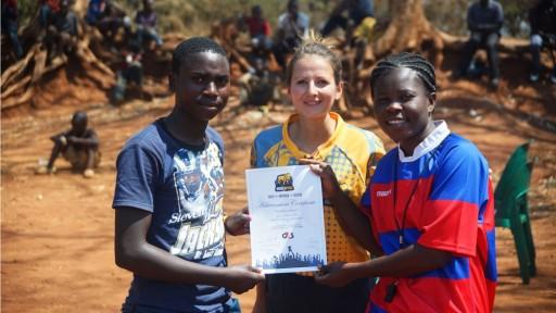 Tournament day 1, Lilongwe