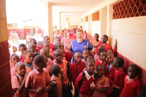 Jo Cremin reports from Nairobi, Kenya