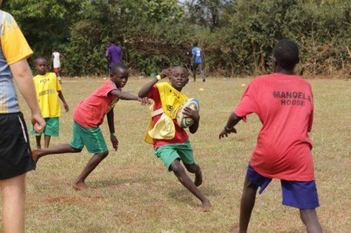 Pride eyes: Jinja, Uganda - BPF & G4S Uganda