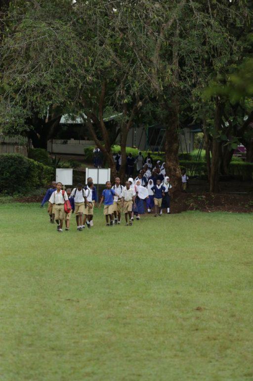 BPF coaching week in Moshi with ISM and G4S Tanzania