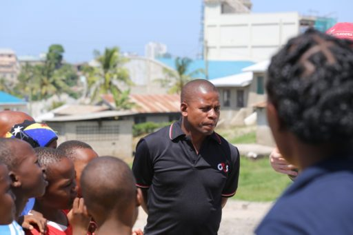 BPF Dar es Salaam coaching program with G4S Tanzania