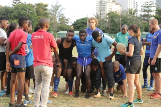 BPF Maputo coaching program with G4S Mozambique