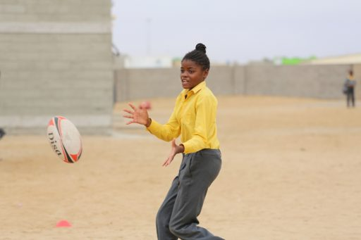 BPF coaching program with G4S Namibia