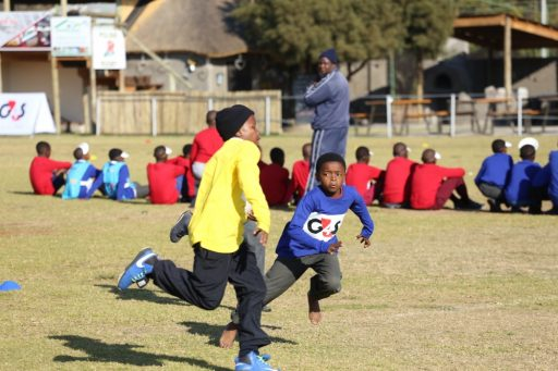 BPF coaching program with G4S in Bloemfontein