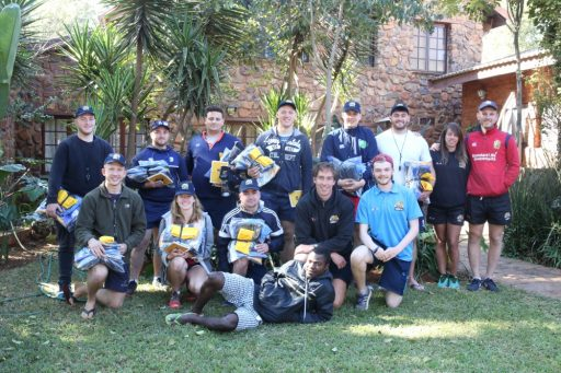 BPF Pretoria coaching program with Blue Bulls & G4S