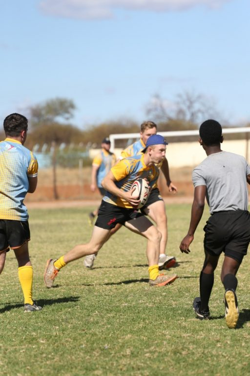 BPF works with G4S to coach rugby in communities in Selebi-Phikwe & Maun